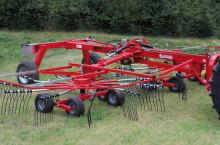 Прикачни двойни роторни сеносъбирачи ENOROSSI модел ENODUO 780
