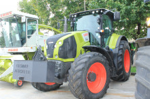 Claas Axion 830 Cebis T4 Наличен