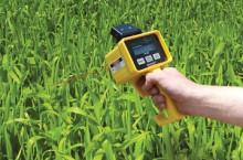FIELD SCOUT CM1000 NDVI Измерване на азот
