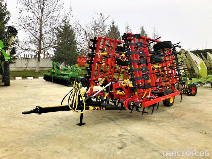Култиватори Potila MASTER 600H-Наличен !!! 0 - Трактор БГ