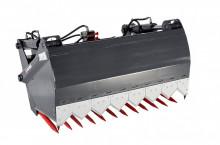 Силажна кофа с гилотина марка SAPHIRE Модел SSZ