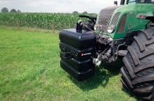Немски стоманобетонни тежести за трактори марка Saphir модел ST