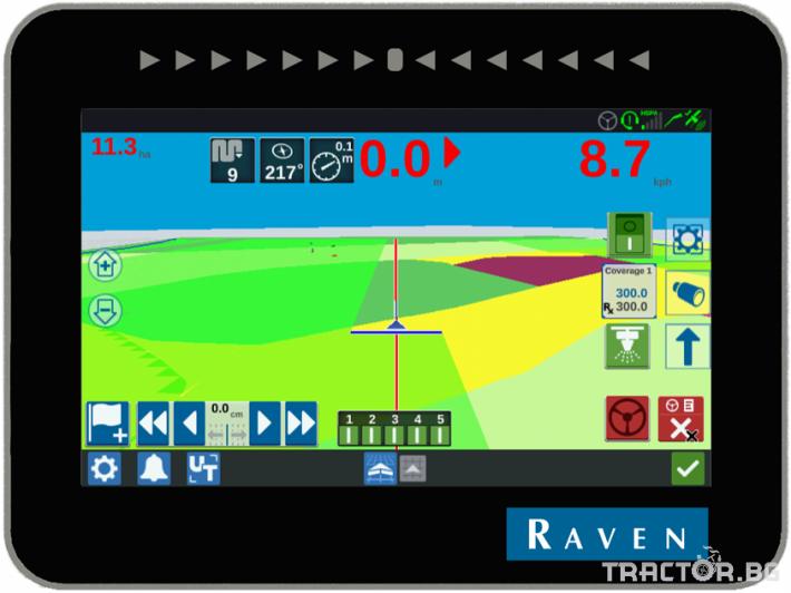 Прецизно земеделие ПРОМОЦИЯ! Система за Автоматично Управление RAVEN RS1 1 - Трактор БГ