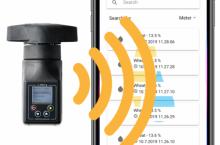 Влагомер за зърно и семена SUPERTECH модел C-PRO с Bluetooth
