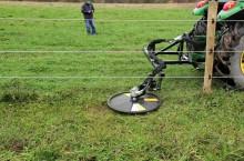 Тример за рязане на трева и храсти Марка GREENTEC модел RI60&RI80