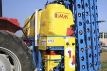 Moccia GT 1500 литра Захват 21 метра