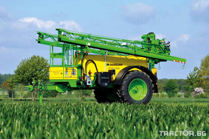 Пръскачки Прикачна пръскачка марка Dammann модел Profi-Class 0 - Трактор БГ