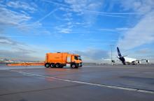Dammann – Air Port De-Icer – технологии и решения за обработка на писти на летища и др.