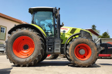 Claas Axion 850 CIS T4 -2017-НАЛИЧЕН ❗❗❗