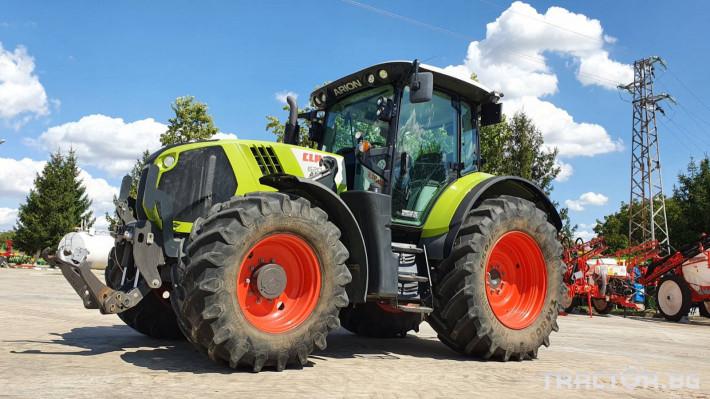 Трактори Claas Arion 620 CIS 2016 -НАЛИЧЕН ❗❗❗ 3 - Трактор БГ