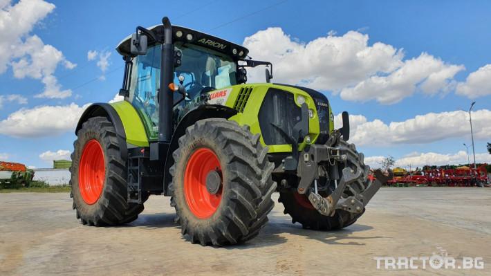 Трактори Claas Arion 620 CIS 2016 -НАЛИЧЕН ❗❗❗ 4 - Трактор БГ