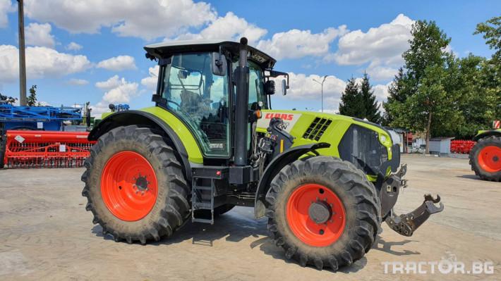 Трактори Claas Arion 620 CIS 2016 -НАЛИЧЕН ❗❗❗ 5 - Трактор БГ
