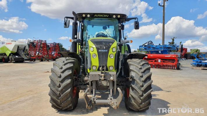Трактори Claas Arion 620 CIS 2016 -НАЛИЧЕН ❗❗❗ 7 - Трактор БГ
