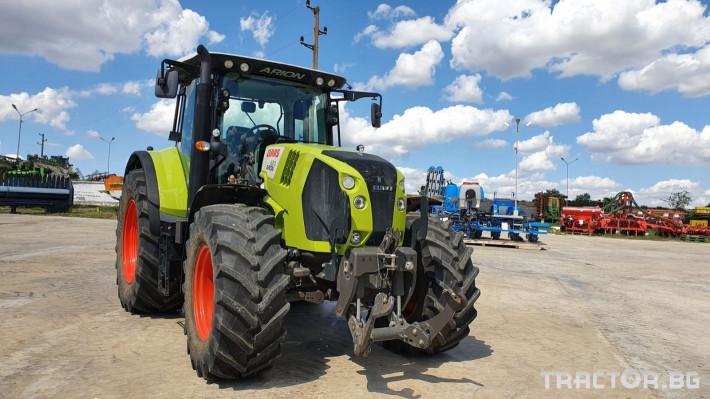 Трактори Claas Arion 620 CIS 2016 -НАЛИЧЕН ❗❗❗ 8 - Трактор БГ