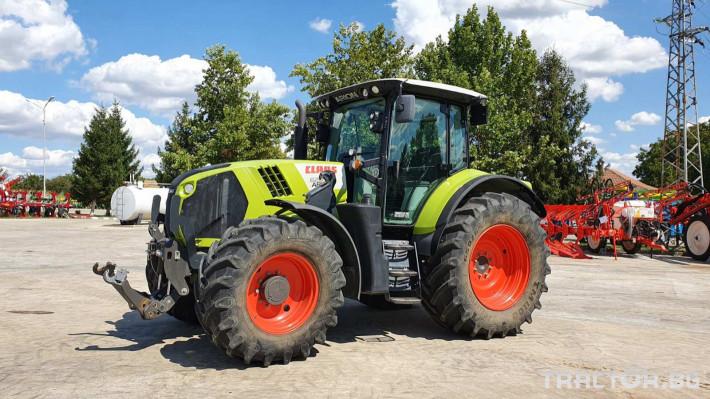 Трактори Claas Arion 620 CIS 2016 -НАЛИЧЕН ❗❗❗ 9 - Трактор БГ