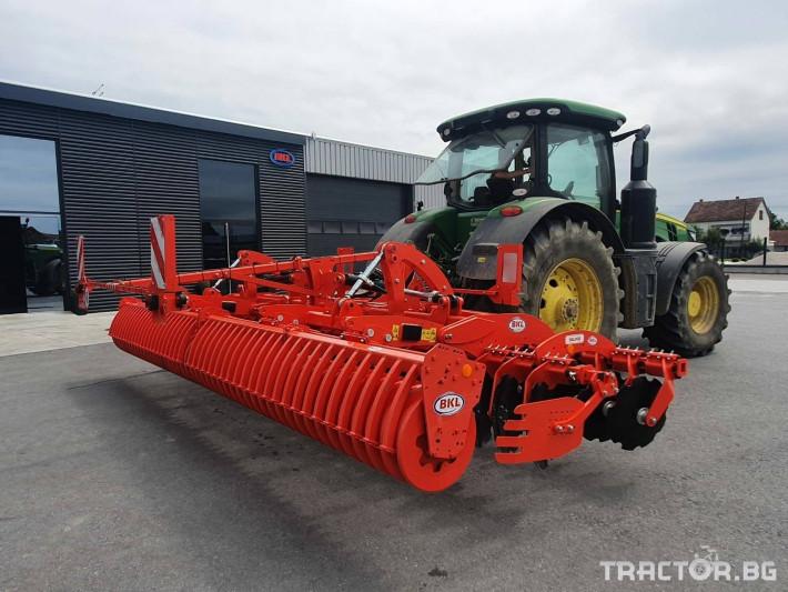 Брани GaspardoVeloce 500-600-700 1 - Трактор БГ