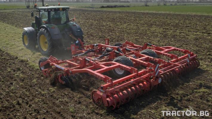 Брани GaspardoVeloce 500-600-700 4 - Трактор БГ