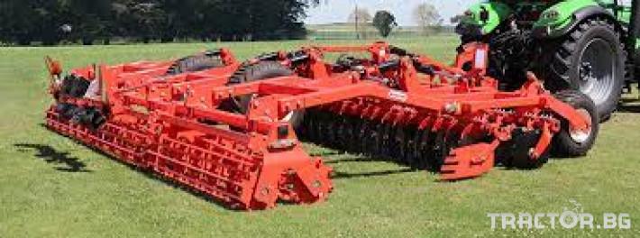 Брани GaspardoVeloce 500-600-700 5 - Трактор БГ