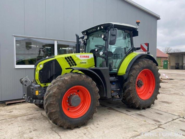 Трактори Claas Arion 660 Cmatic Cebis ❗❗❗2021❗❗❗250 часа 0 - Трактор БГ