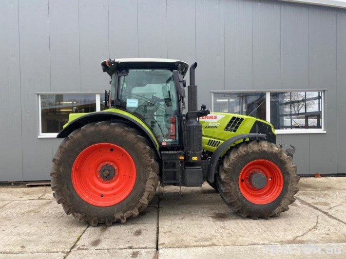 Трактори Claas Arion 660 Cmatic Cebis ❗❗❗2021❗❗❗250 часа 1 - Трактор БГ