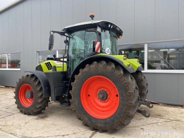 Трактори Claas Arion 660 Cmatic Cebis ❗❗❗2021❗❗❗250 часа 5 - Трактор БГ