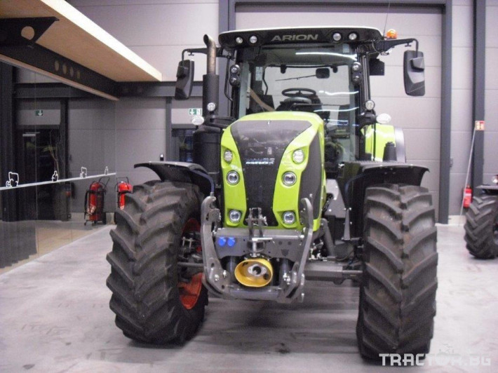 Трактори Claas Arion 660 Cmatic Cebis 2018❗❗❗ 2 - Трактор БГ
