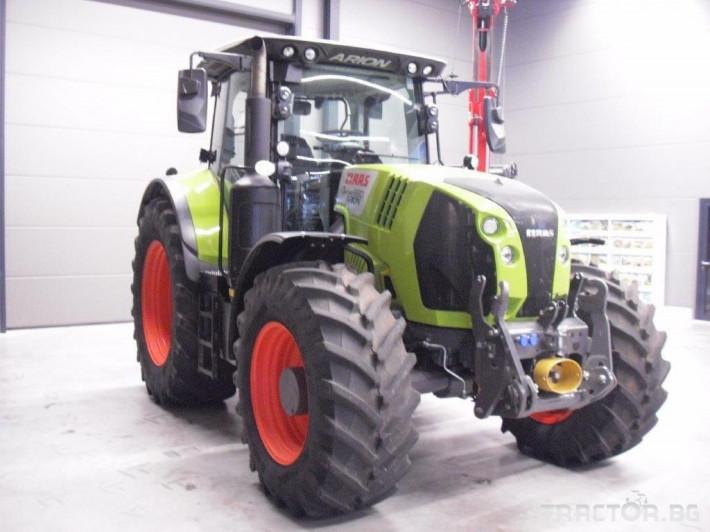 Трактори Claas Arion 660 Cmatic Cebis 2018❗❗❗ 3 - Трактор БГ