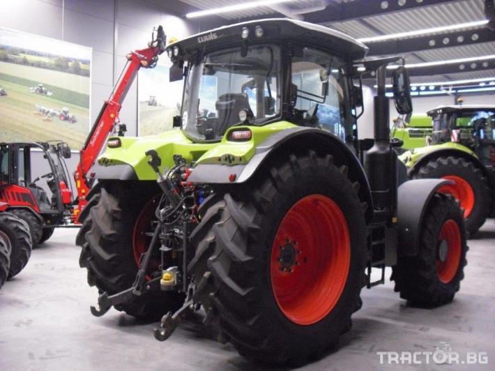 Трактори Claas Arion 660 Cmatic Cebis 2018❗❗❗ 5 - Трактор БГ