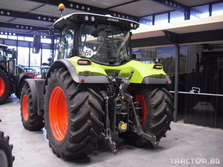 Трактори Claas Arion 660 Cmatic Cebis 2018❗❗❗ 7 - Трактор БГ