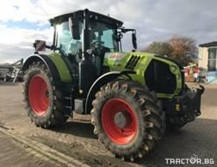 Трактори Claas Arion 660 Cmatic Cebis❗❗❗2020 1 - Трактор БГ