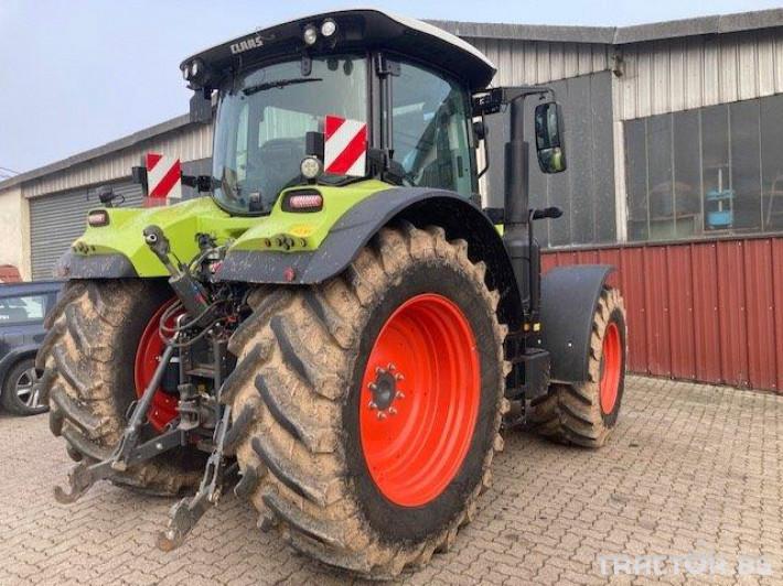 Трактори Claas Arion 660 Cmatic Cebis❗❗❗2020 3 - Трактор БГ