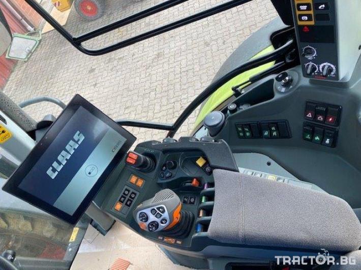 Трактори Claas Arion 660 Cmatic Cebis❗❗❗2020 5 - Трактор БГ