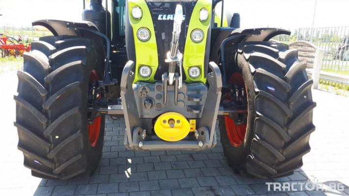 Трактори Claas Arion 650 Cmatic Cebis 2020❗❗❗ 17 - Трактор БГ