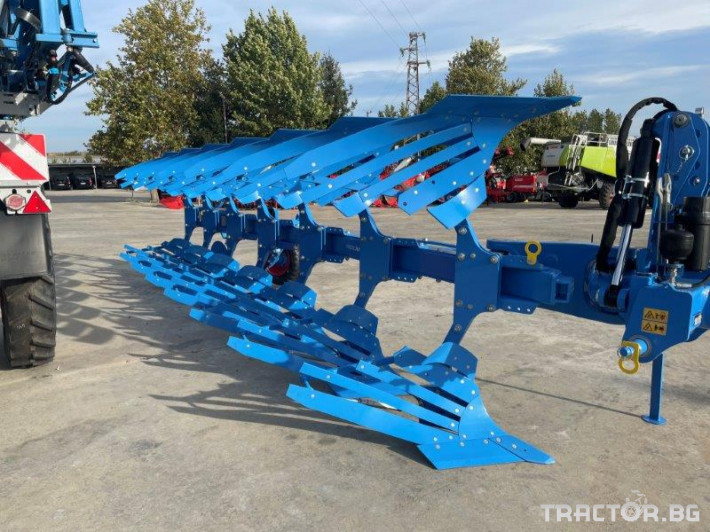 Плугове Lemken Juwel 10 M 6+1 ❗❗❗НАЛИЧЕН ❗❗❗ 0 - Трактор БГ