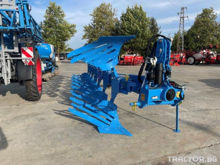 Плугове Lemken Juwel 10 M 6+1 ❗❗❗НАЛИЧЕН ❗❗❗ 1 - Трактор БГ