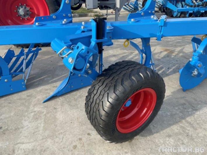 Плугове Lemken Juwel 10 M 6+1 ❗❗❗НАЛИЧЕН ❗❗❗ 6 - Трактор БГ