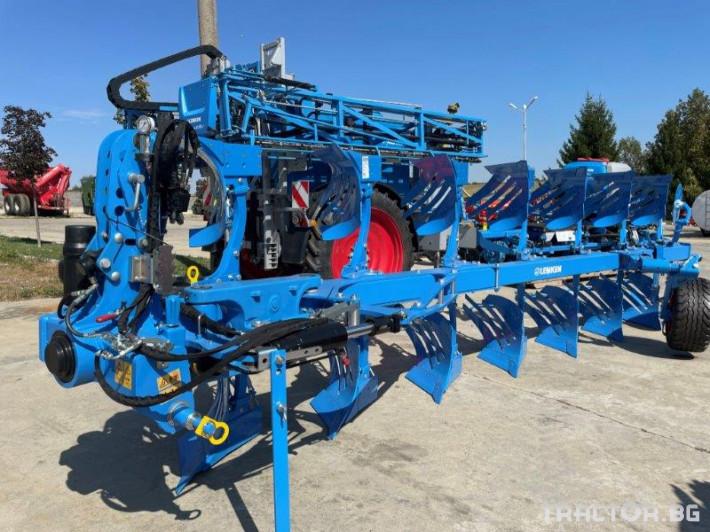 Плугове Lemken Juwel 10 M 6+1 ❗❗❗НАЛИЧЕН ❗❗❗ 10 - Трактор БГ