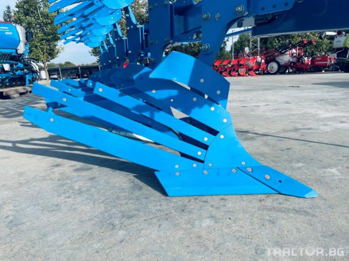 Плугове Lemken Juwel 10 M 6+1 ❗❗❗НАЛИЧЕН ❗❗❗ 12 - Трактор БГ