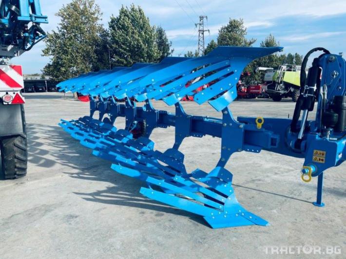 Плугове Lemken Juwel 10 M 6+1 ❗❗❗НАЛИЧЕН ❗❗❗ 13 - Трактор БГ