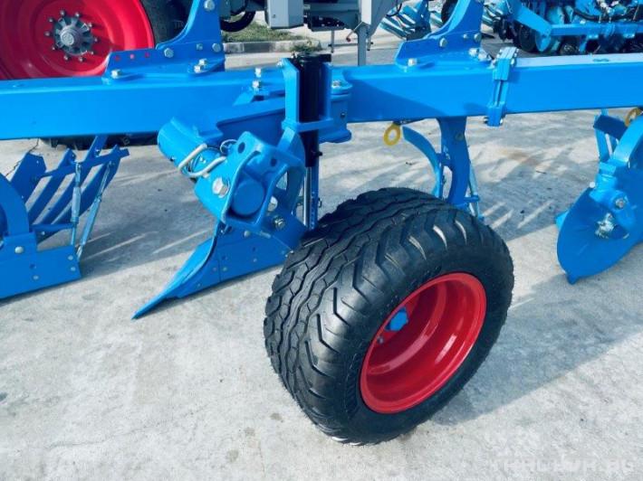 Плугове Lemken Juwel 10 M 6+1 ❗❗❗НАЛИЧЕН ❗❗❗ 16 - Трактор БГ