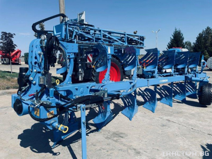 Плугове Lemken Juwel 10 M 6+1 ❗❗❗НАЛИЧЕН ❗❗❗ 20 - Трактор БГ
