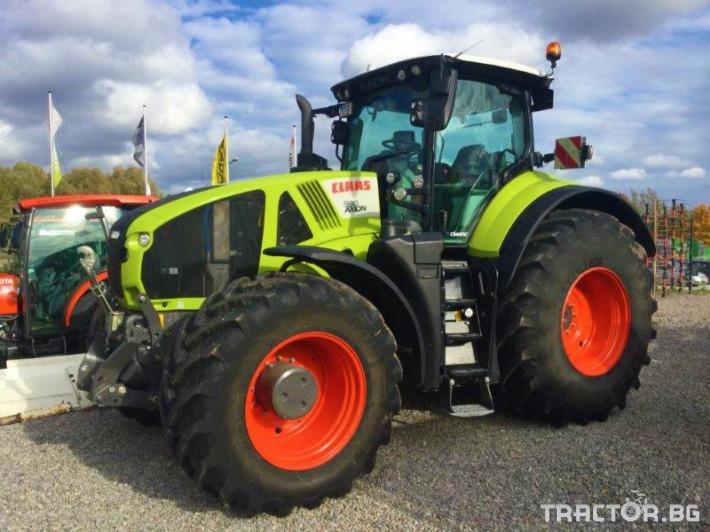 Трактори Claas Axion 930 Cmatic Cebis 2018❗❗❗ 0 - Трактор БГ
