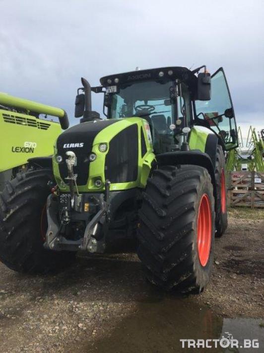 Трактори Claas Axion 930 Cmatic Cebis 2018❗❗❗ 1 - Трактор БГ